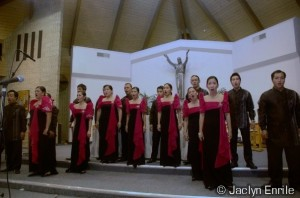 Saint John Bosco Chorale (pic from annunciationparish.info)