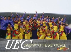 university of the east chorale