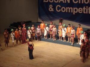university of visayas chorale